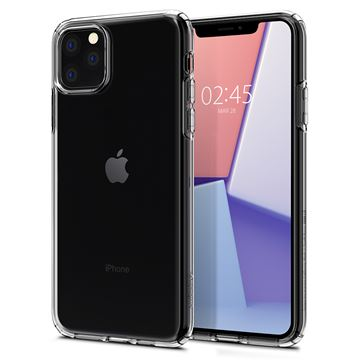 Spigen Liquid Crystal, clear - iPhone 11 Pro