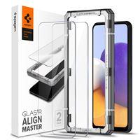 Spigen AlignMaster 2 Pack - Galaxy A22 5G