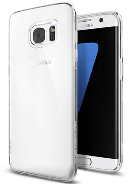 Spigen Liquid Crystal, clear - Galaxy S7 Edge