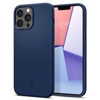 Spigen Silicone Fit, navy blue - iPhone 13 Pro