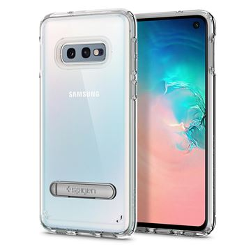 Spigen Ultra Hybrid S, clear - Galaxy S10e