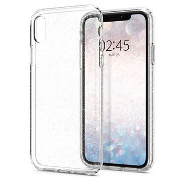 Spigen Liquid Crystal Glitter, crystal - iPhone XR