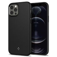 Spigen MagArmor, black - iPhone 12/Pro
