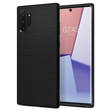 Spigen Liquid Air, black - Galaxy Note10+