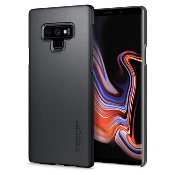 Spigen Thin Fit, grey - Galaxy Note 9
