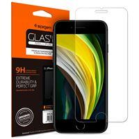 Spigen Glas.tR SLIM HD 1 Pack - iPhone SE/8/7