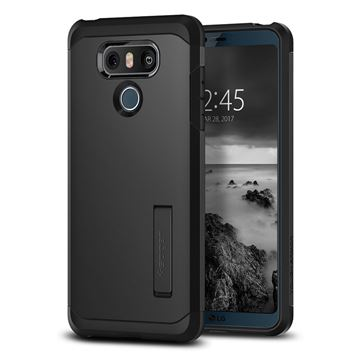 Spigen Tough Armor, black - LG G6