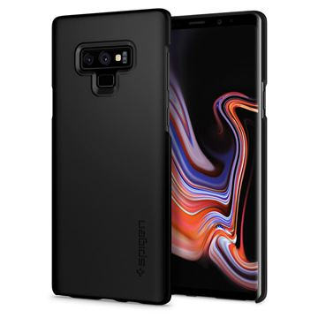Spigen Thin Fit, black - Galaxy Note 9