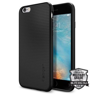 Spigen Liquid Air, black - iPhone 6s/6