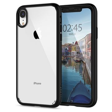 Spigen Ultra Hybrid 360, black - iPhone XR