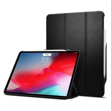 Spigen Smart Fold 2, black - iPad Pro 12.9