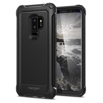 Spigen Pro Guard, black - Galaxy S9+