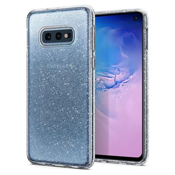 Spigen Liquid Crystal Glitter, clear - Galaxy S10e