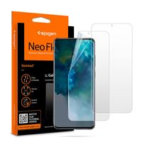 Spigen Neo Flex HD 2 Pack - Galaxy S20/S20 5G