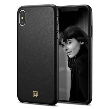 Spigen La Manon Câlin, black - iPhone XS Max