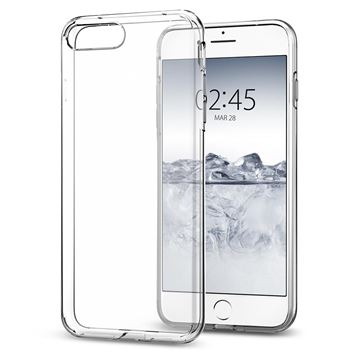 Spigen Liquid Crystal, clear - iPhone 7+/8+