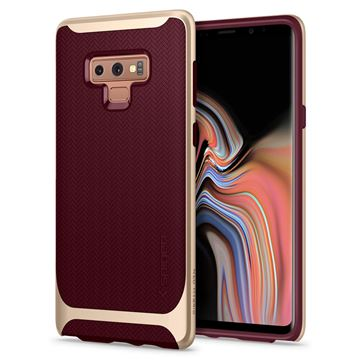 Spigen Neo Hybrid, burgundy - Galaxy Note 9