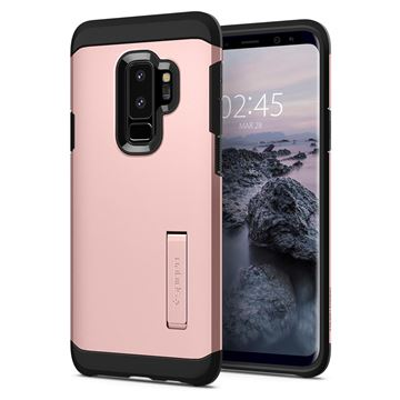Spigen Tough Armor, rose gold - Galaxy S9+
