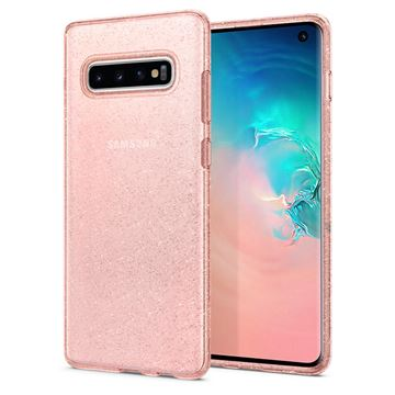 Spigen Liquid Crystal Glitter, rose - Galaxy S10