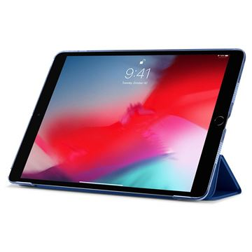 Spigen Smart Fold Case, blue - iPad Air 10.5