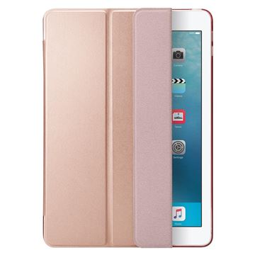 Spigen Smart Fold Case, rose gold - iPad 9.7