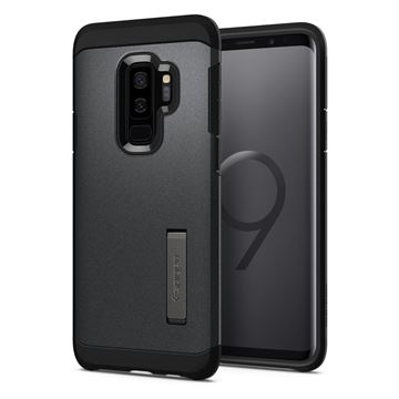Spigen Tough Armor, graphite gray - Galaxy S9+