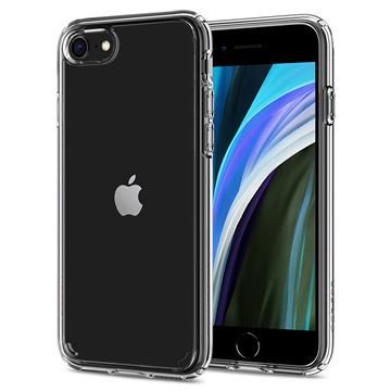 Spigen Ultra Hybrid 2, crystal clear - iPhone 8/7