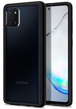 Spigen Ultra Hybrid, black - Galaxy Note10 Lite