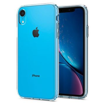 Spigen Crystal Flex, clear - iPhone XR