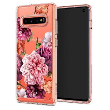 Spigen Ciel by CYRILL Cecile, rose - Galaxy S10