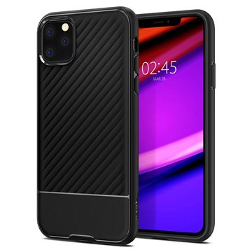 Spigen Core Armor, black - iPhone 11 Pro