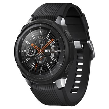 Spigen Liquid Air, black - Galaxy Watch 46mm