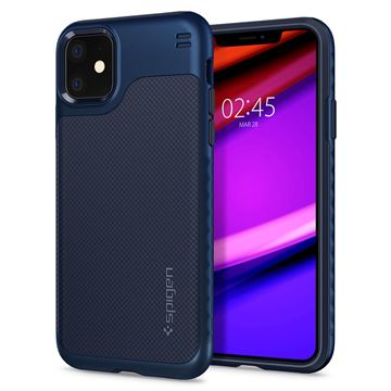 Spigen Hybrid NX, blue - iPhone 11