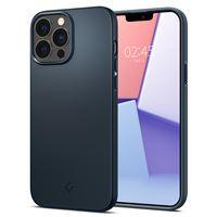 Spigen Thin Fit, navy blue - iPhone 13 Pro