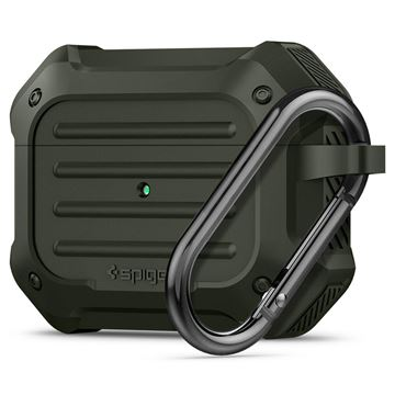 Spigen Tough Armor, military green - AirPods Pro