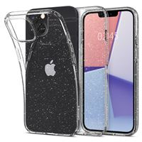 Spigen Liquid Crystal Glitter, crystal - iPhone 13