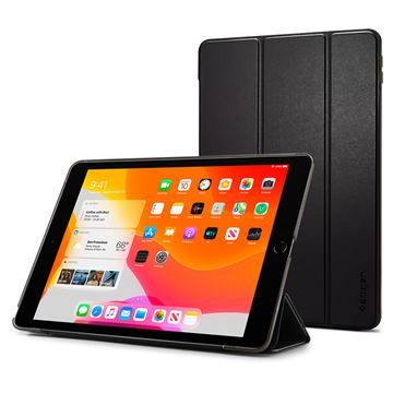 Spigen Smart Fold, black - iPad 10.2