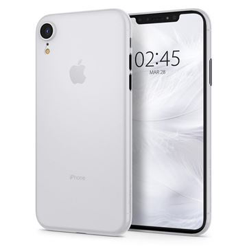 Spigen Air Skin, clear - iPhone XR