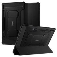 Spigen Rugged Armor Pro, black - Galaxy Tab S7+