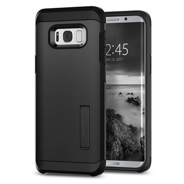 Spigen Tough Armor, black - Galaxy S8