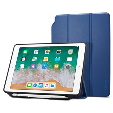 Spigen Smart Fold 2, blue - iPad 9.7
