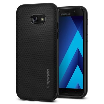 Spigen Liquid Air, black - Galaxy A5(2017)