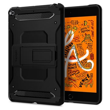 Spigen Tough Armor TECH, black - iPad mini 5 2019