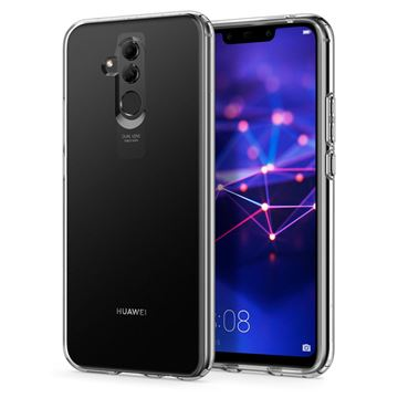 Spigen Liquid Crystal, clear - Huawei Mate 20 Lite