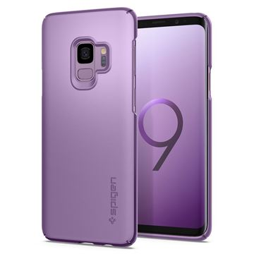 Spigen Thin Fit, purple - Galaxy S9