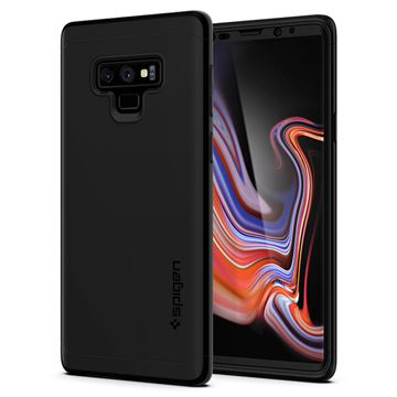 Spigen Thin Fit 360, black - Galaxy Note 9