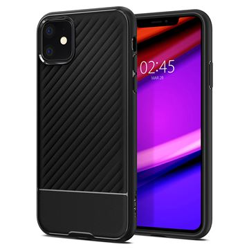 Spigen Core Armor, black - iPhone 11