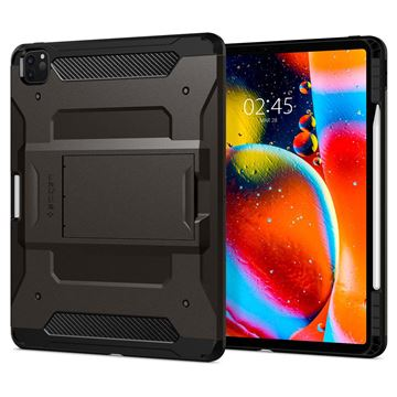 Spigen Tough Armor, gunmetal - iPad Pro 12.9