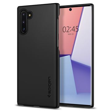 Spigen Thin Fit, black - Galaxy Note10