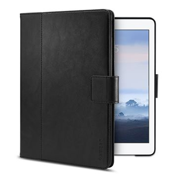 Spigen Stand Folio case, black - iPad 9.7